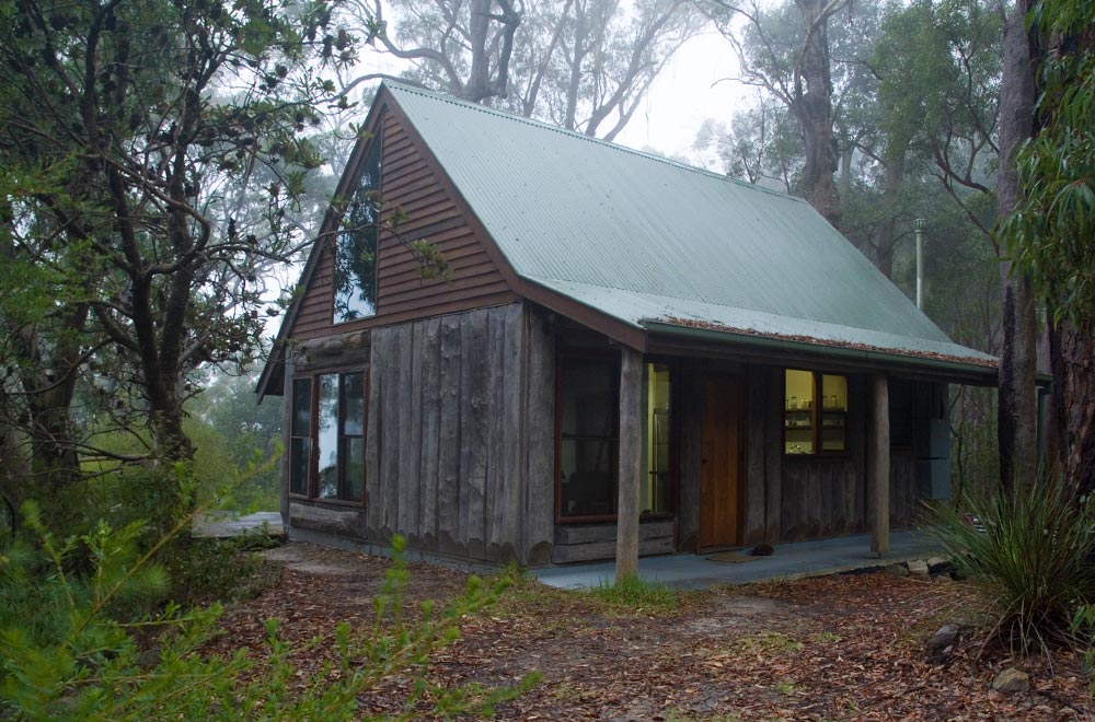 Love cabins wollemi cabin for Cheapest way to build a cabin